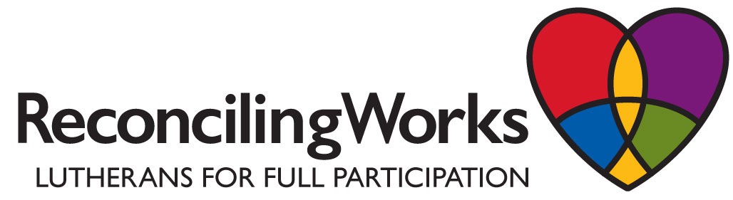 Reconciling Works Lutherans for Full Participation logo